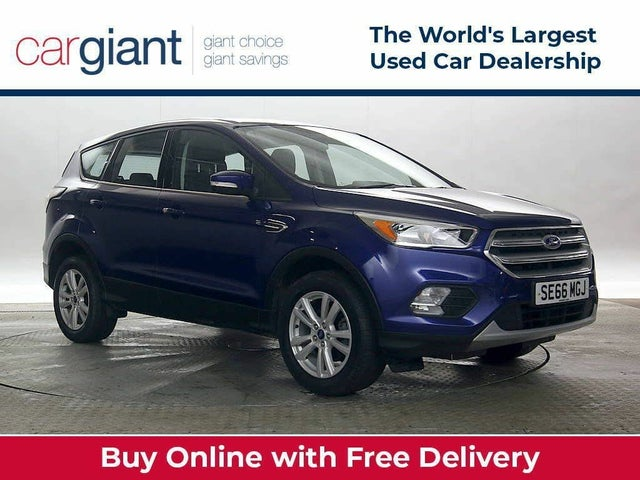 2017 Ford Kuga 1.5T Zetec (120ps) (66 reg)