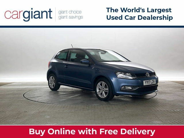 2017 Volkswagen Polo 1.2 TSI Match Edition (s/s) 3d (17 reg)