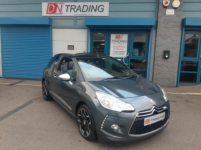 2014 Citroen DS3 Cabrio 1.6 DSport Plus (155bhp) (14 reg)