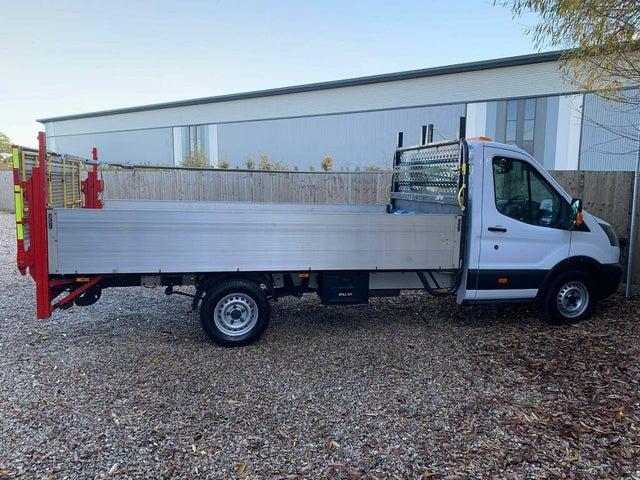 2017 Ford Transit 2.0TDCi 350 L5H1 (130PS)(EU6) SRW Premium Dropside Truck (17 reg)