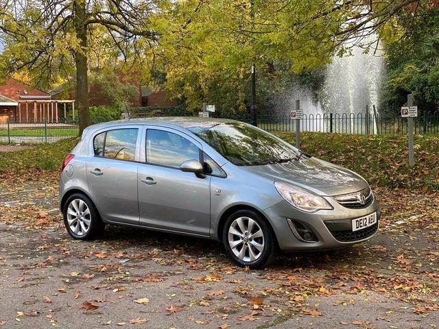 2012 Vauxhall Corsa 1.4 Active 5d (12 reg)