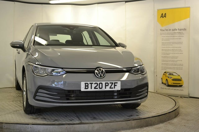 2020 Volkswagen Golf 1.5 TSI Life (130ps) Hatchback (20 reg)