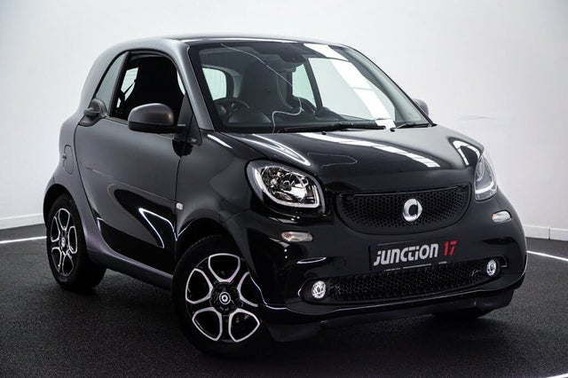 2018 Smart fortwo 0.9 Prime (89bhp) (Premium Plus)(s/s) Coupe Twinamic (18 reg)