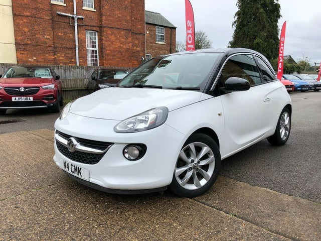 2013 Vauxhall ADAM 1.4 JAM (87ps) (13 reg)