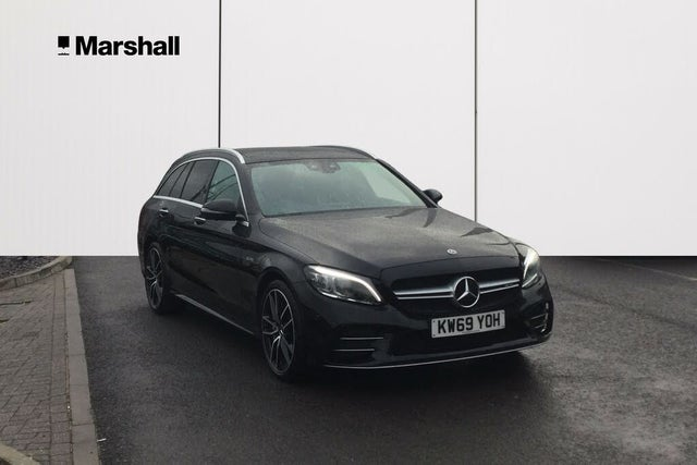 2020 Mercedes-Benz C-Class 3.0 C43 AMG Edition (389ps) (Premium Plus) Estate 5d (69 reg)