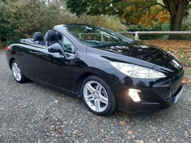 Used 2010 Peugeot 308 CC Allure for sale in Coventry ...