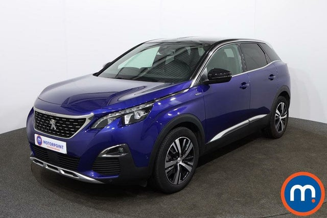 2018 Peugeot 3008 SUV 1.6 BlueHDi GT Line (67 reg)