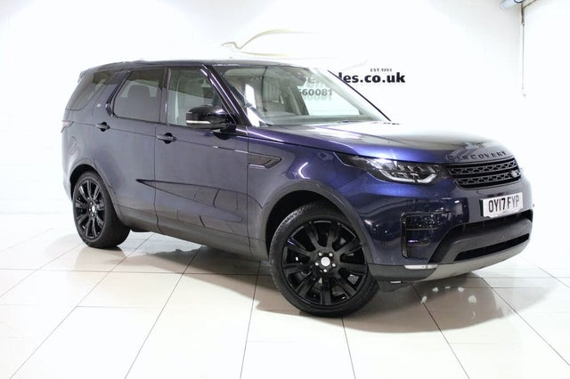 2017 Land Rover Discovery 3.0TD6 HSE Luxury (17 reg)