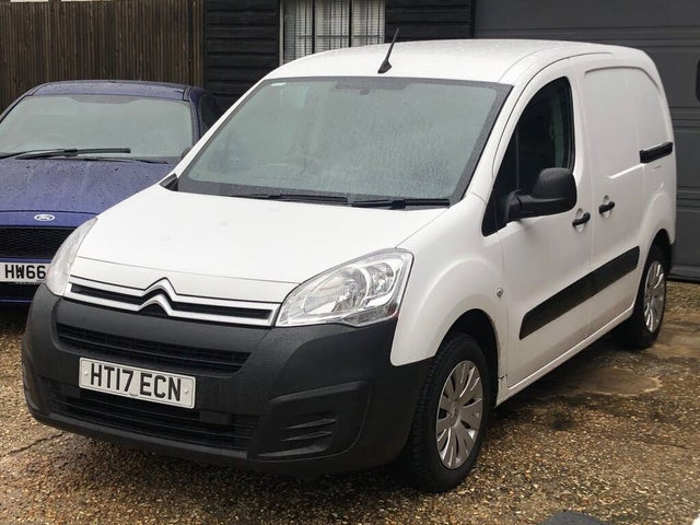 2017 Citroen Berlingo 1.6TD L1625 Enterprise Special Edition 1.6BlueHDi (75)(EU6) Panel (17 reg)