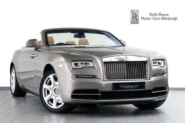 2017 Rolls-Royce Dawn 6.6 Inspired By Fashion (A6 reg)
