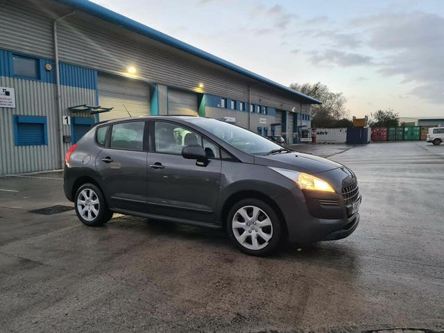 2010 Peugeot 3008 Crossover 1.6 Active (10 reg)
