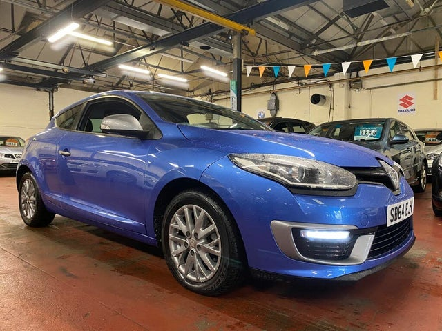 2014 Renault Megane 1.6 Knight Edition Coupe 3d (64 reg)