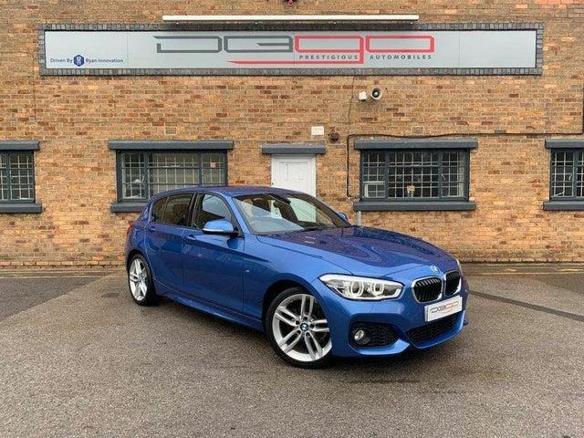 2015 BMW 1 Series 1.6 118i M Sport (136bhp) 5d (15 reg)