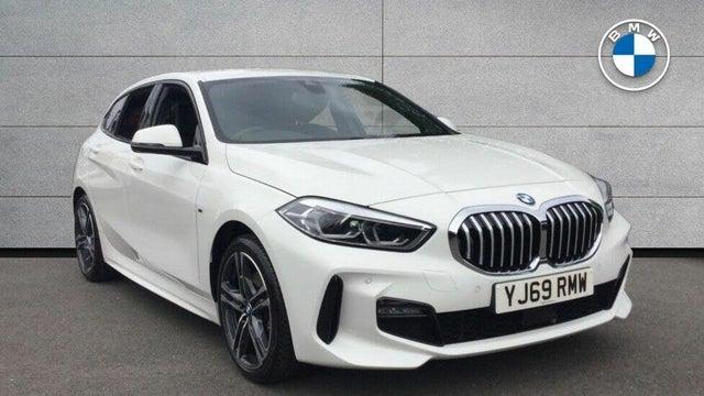2020 BMW 1 Series 1.5 118i M Sport DCT (69 reg)