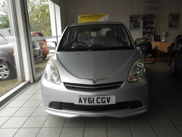 2011 Perodua MYVI 1.3 SXi Sport (61 reg)