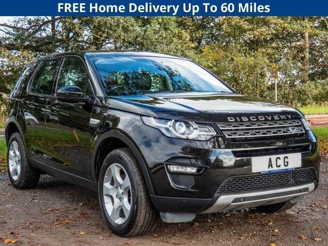 2016 Land Rover Discovery Sport 2.0Td4 HSE (150ps) (s/s) (16 reg)
