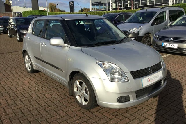2008 Suzuki Swift 1.5 GLX 5d (08 reg)