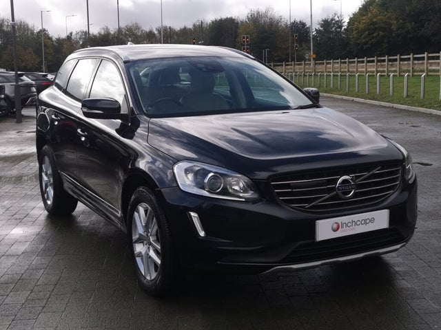2017 Volvo XC60 2.4TD D4 SE Lux Geartronic (66 reg)