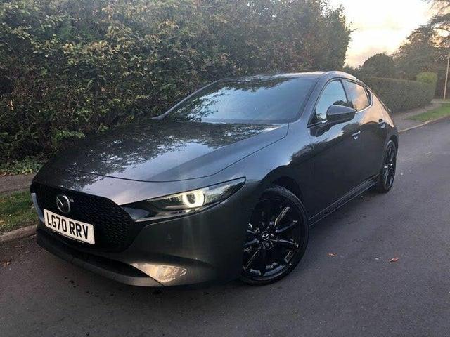 2020 Mazda Mazda3 2.0 Sport Lux (180ps) Hatchback 5d (70 reg)