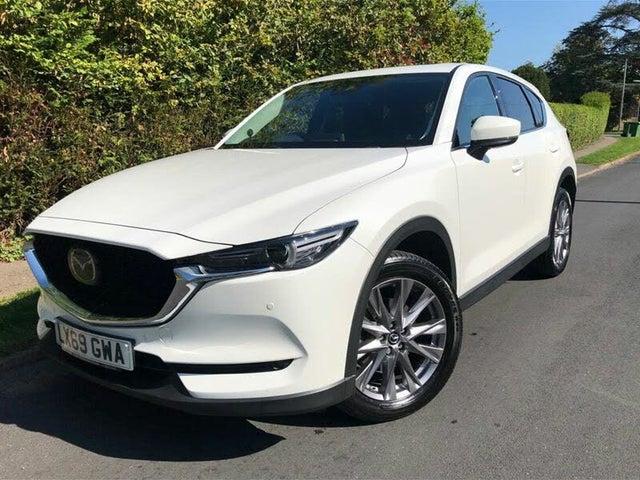 2019 Mazda CX-5 2.2TD Sport (NAV+) (184ps) (AWD)(s/s) Auto (69 reg)