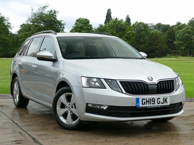 2019 Skoda Octavia 1.0 TSI SE Technology Estate DSG (19 reg)