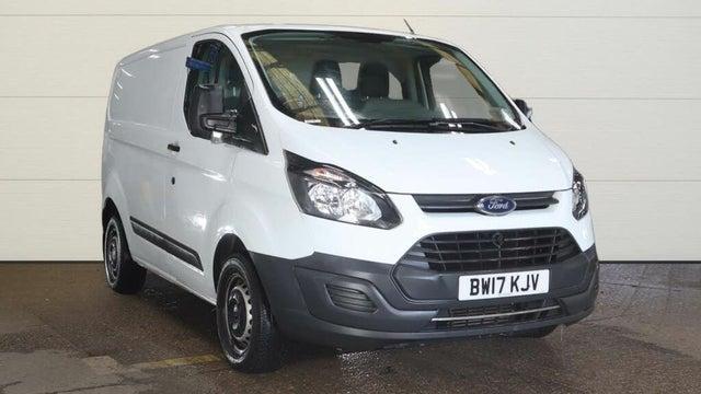 2017 Ford Transit Custom 2.0TDCi 290 L1H1 (105PS)(EU6) Panel Van (17 reg)