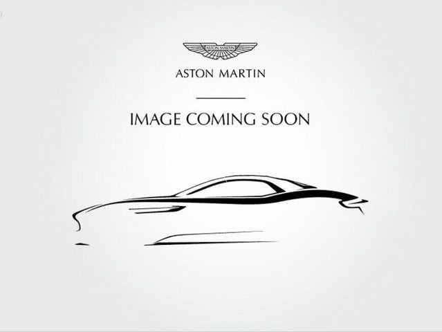 2017 Aston Martin DB11 5.2 V12 Launch Edition (17 reg)