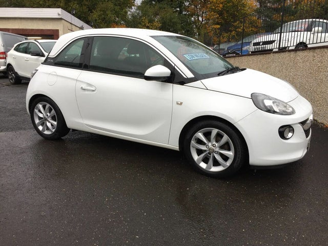 2014 Vauxhall ADAM 1.4 JAM (87ps) (14 reg)