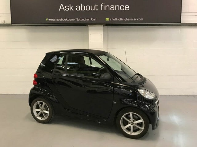 2013 Smart fortwo 1.0 Edition 21 Coupe (63 reg)