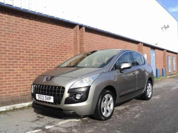 2012 Peugeot 3008 Crossover 1.6HDi Active (12 reg)