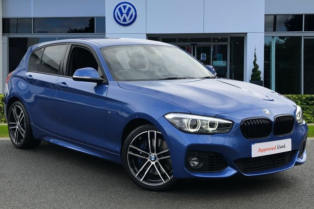 2019 BMW 1 Series 1.5 118i M Sport Shadow Edition (s/s) 5d (19 reg)