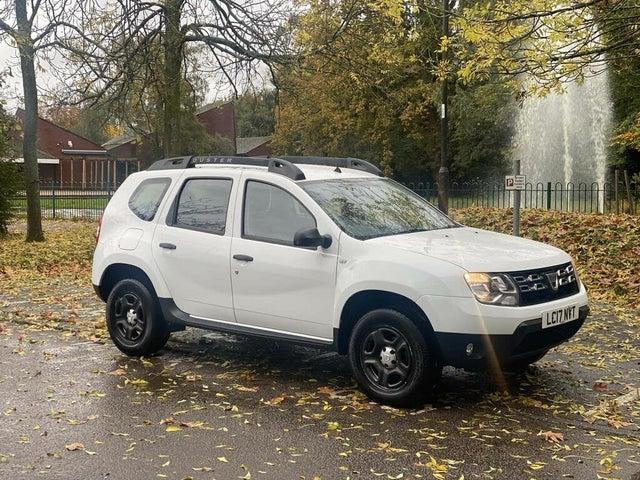 2017 Dacia Duster 1.6 SCe Ambiance (17 reg)