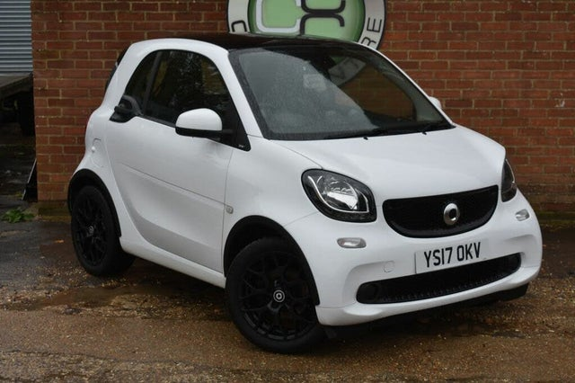 2017 Smart fortwo 1.0 Prime Sport (71bhp) (s/s) Coupe (17 reg)