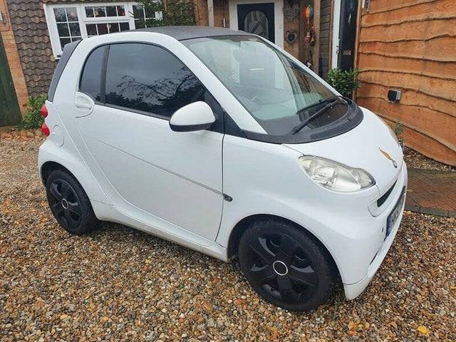 2007 Smart fortwo 1.0 Pure (61bhp) Coupe (57 reg)