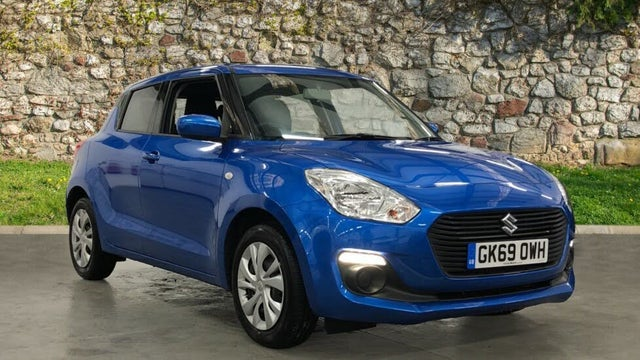 2020 Suzuki Swift 1.2 Dualjet SZ3 (91ps) (69 reg)