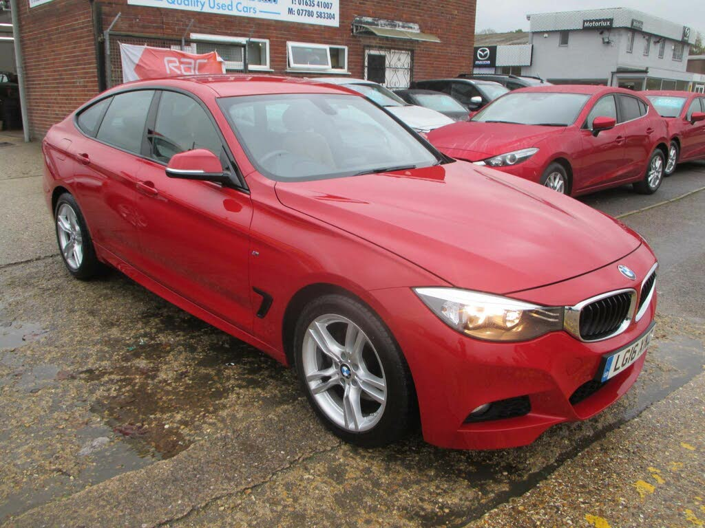 Used Bmw 3 Series 330d Xdrive M Sport Gt For Sale Cargurus Co Uk