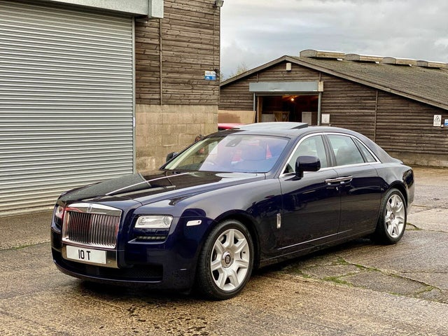 Used Rolls-Royce Ghost Black Badge for sale in Mitcham ...