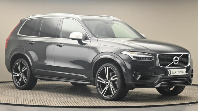 2018 Volvo XC90 2.0 T8 R-Design Pro (299bhp) 4X4 Twin Engine (18 reg)