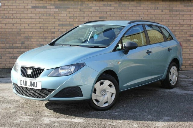 2011 Seat Ibiza 1.2TD S Copa (75ps) ST Estate 5d (11 reg)