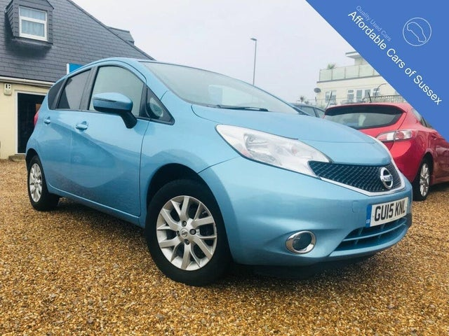 2015 Nissan Note 1.2 Acenta Premium (80ps) (Style Pack) (15 reg)