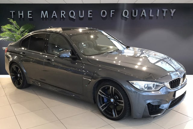 2015 BMW 3 Series 3.0 M3 M DCT (15 reg)