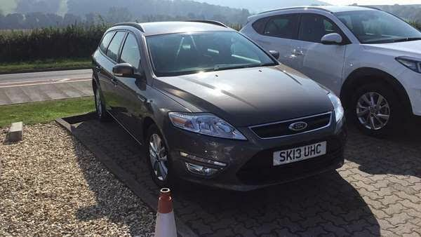 2013 Ford Mondeo 2.0TD Zetec (140ps) Estate (13 reg)
