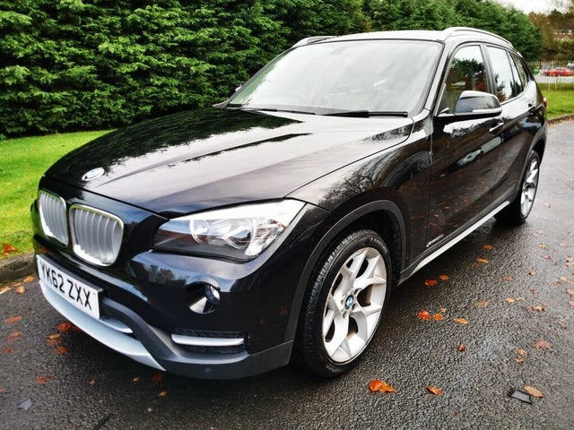 2012 BMW X1 2.0TD xDrive20d xLine (62 reg)