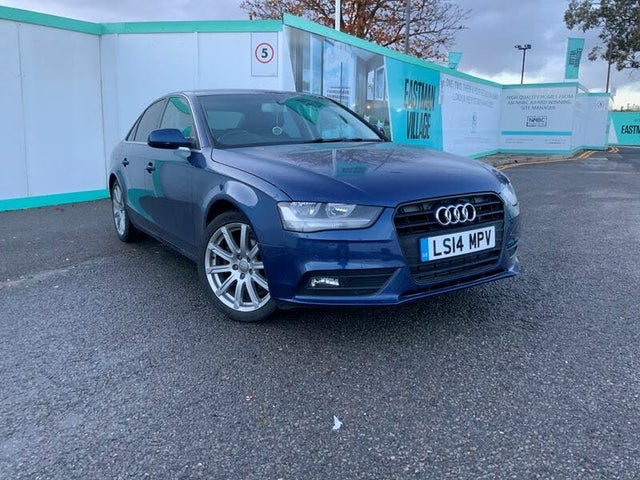 2014 Audi A4 2.0TD SE Technik (150ps) Multitronic (14 reg)