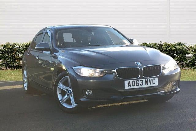 2013 BMW 3 Series 2.0TD 320d SE (184bhp) (s/s) Saloon 4d (63 reg)