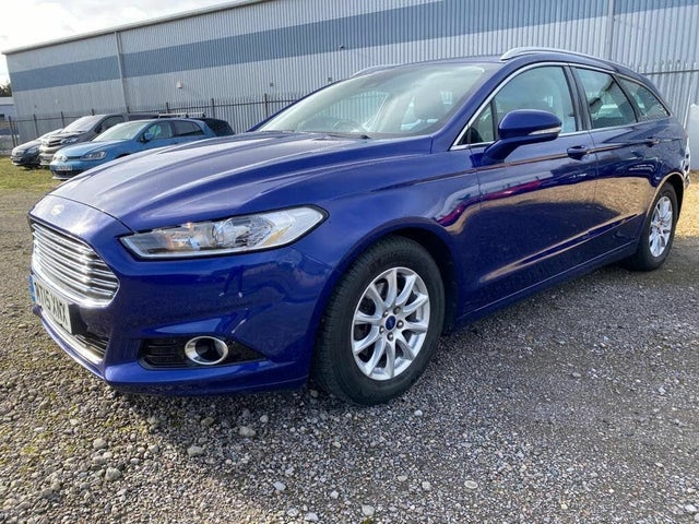 2015 Ford Mondeo 1.6TDCi Titanium (s/s) Estate (15 reg)