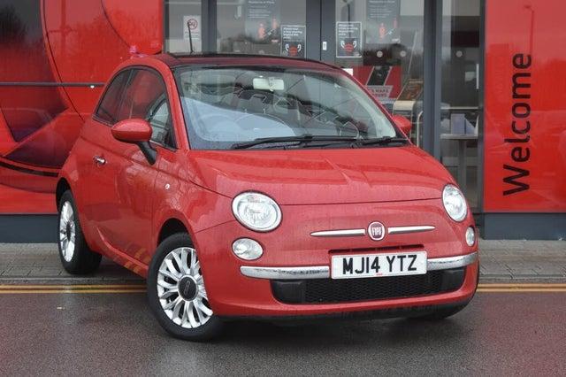 2014 Fiat 500 1.2 LOUNGE (s/s) (14 reg)