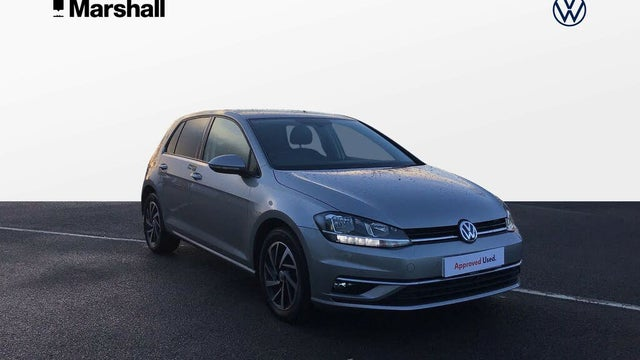 2019 Volkswagen Golf SV 1.6TDI Match Edition (69 reg)