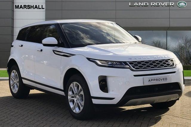 2020 Land Rover Range Rover Evoque (70 reg)