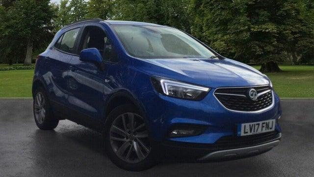 2017 Vauxhall Mokka X 1.4i 16v Turbo Design Nav (140ps) (s/s) (17 reg)